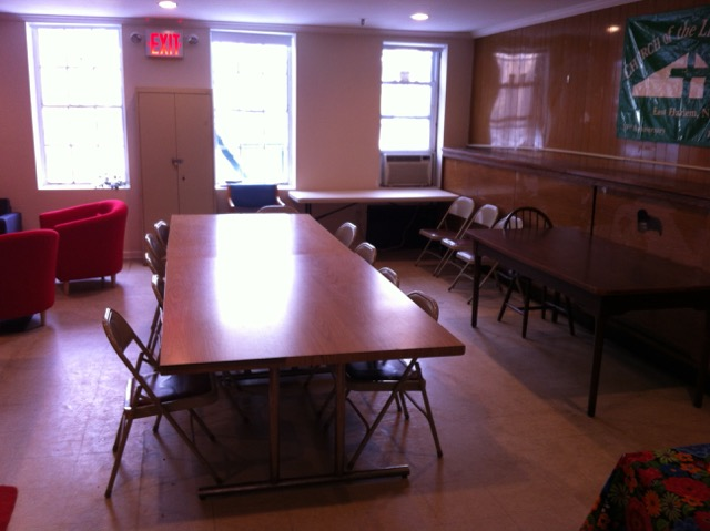 Second Floor Community Room